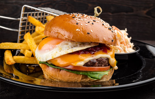 Трюфель бургер