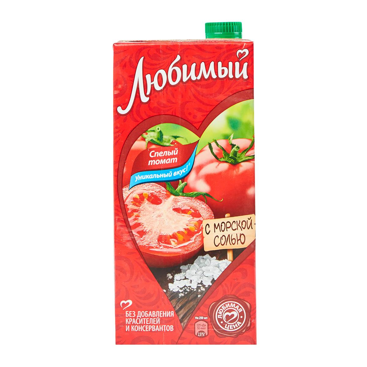 «Любимый» нектар томат