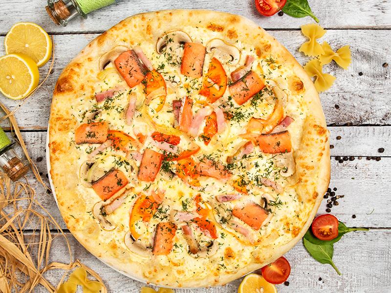 Пицца Фиш