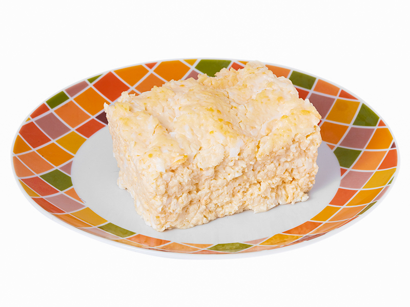 Салат Сырный с яйцом и чесноком