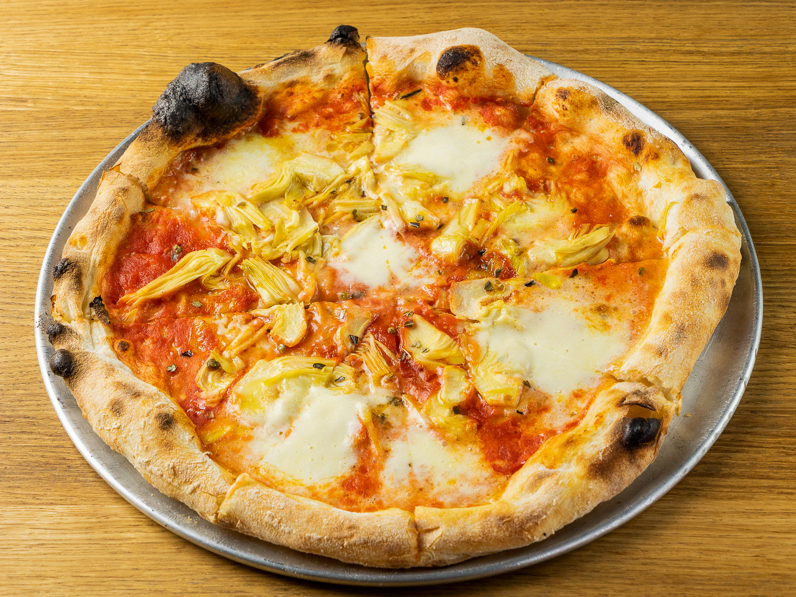 Пицца Карчиофини