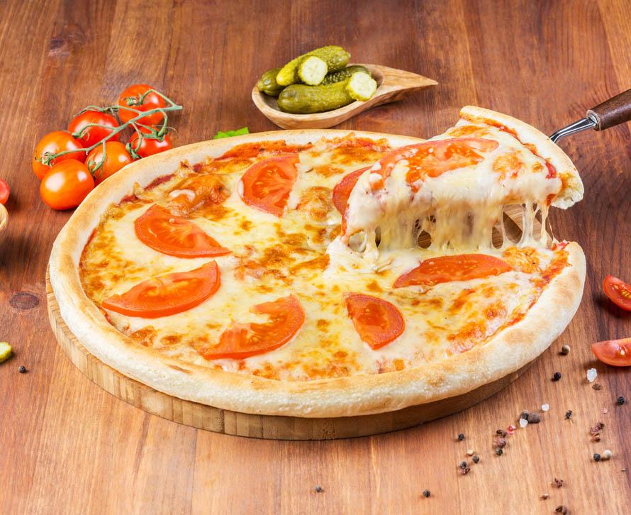 Пицца Маргарита фирменная
