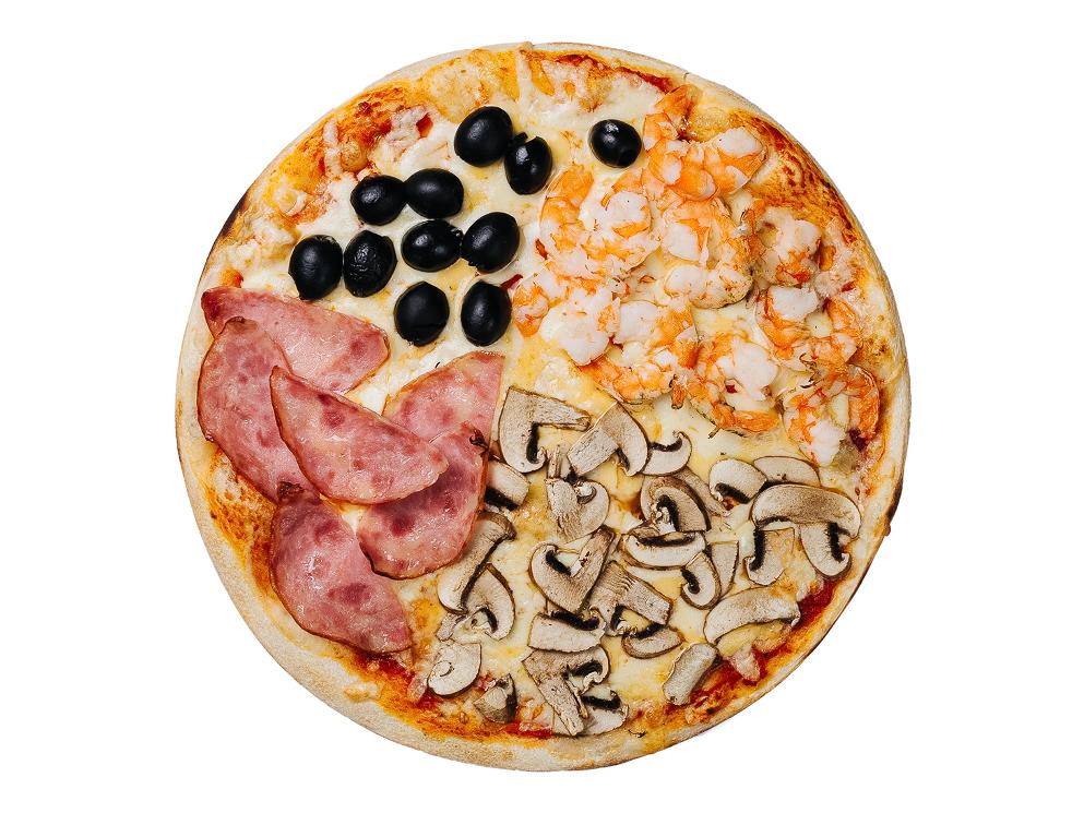 Пицца Пер кватро