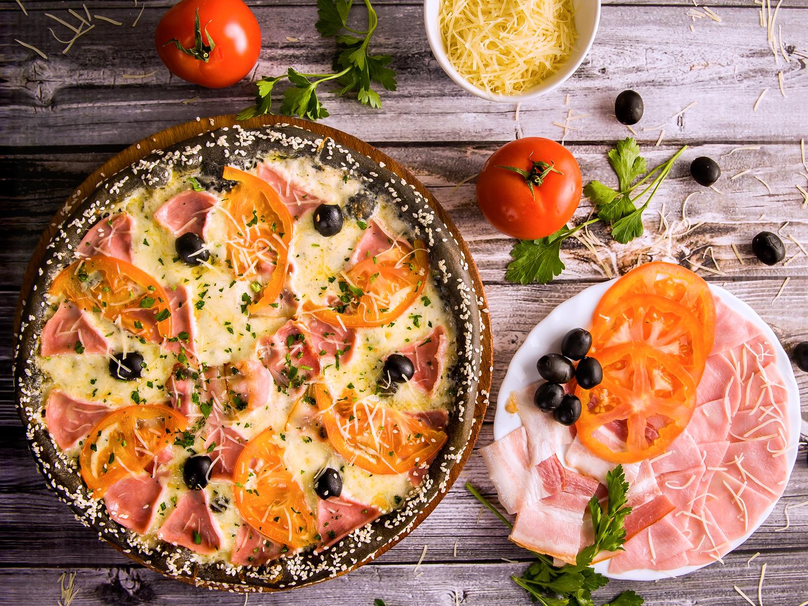 Пицца Витта Неро