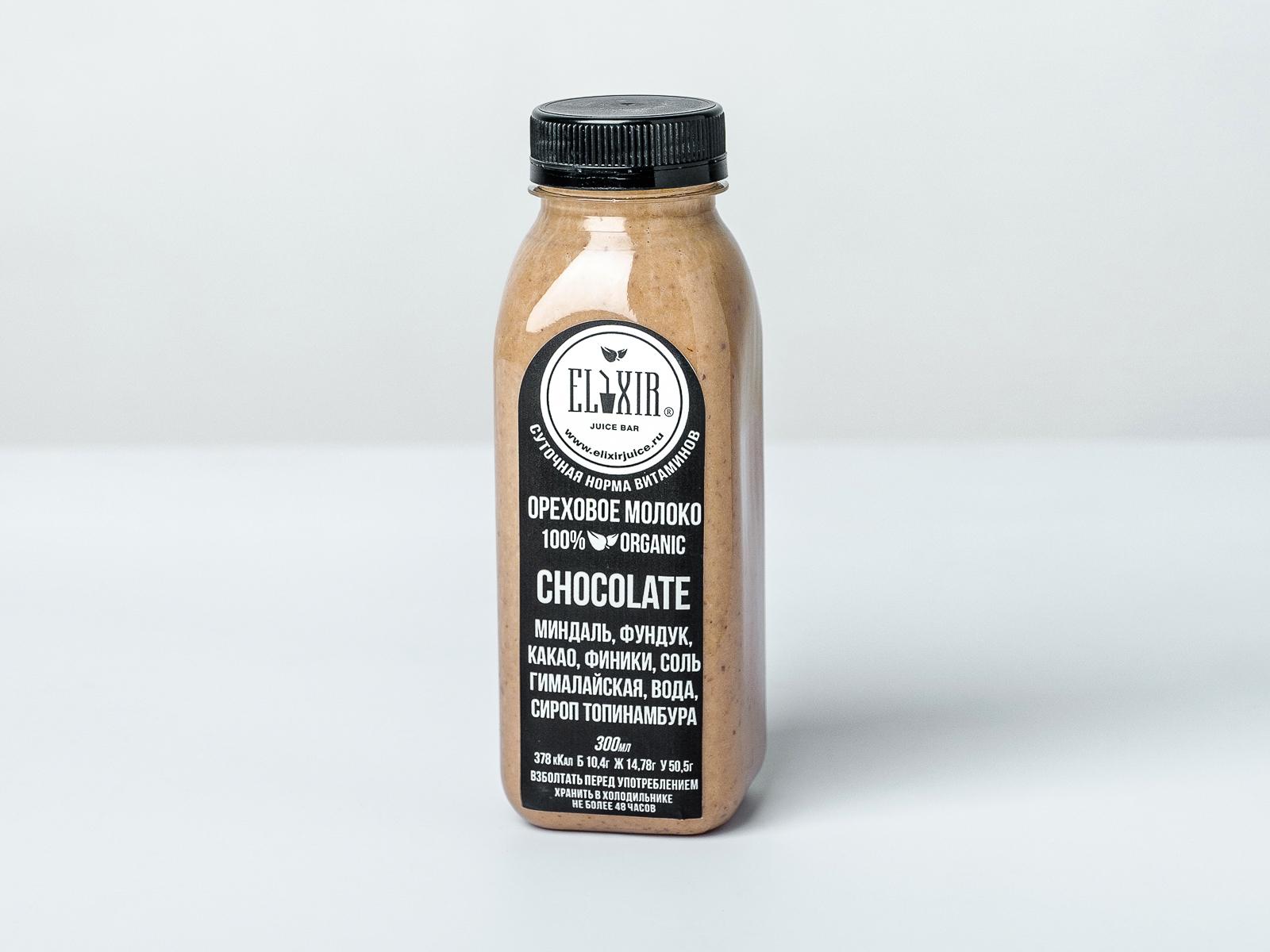 Ореховое молоко Chocolate