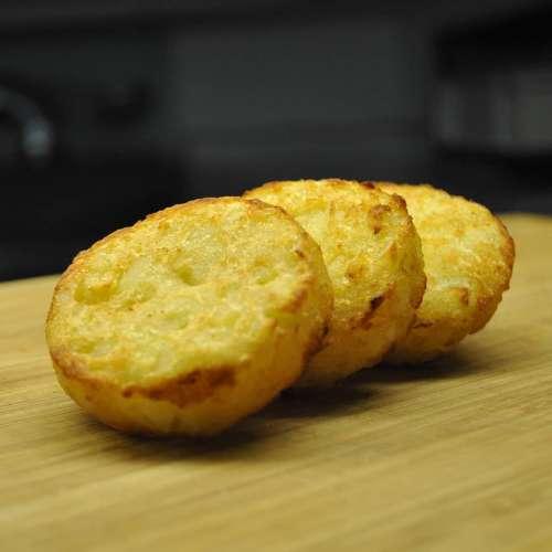 Картофельные Солнышки**