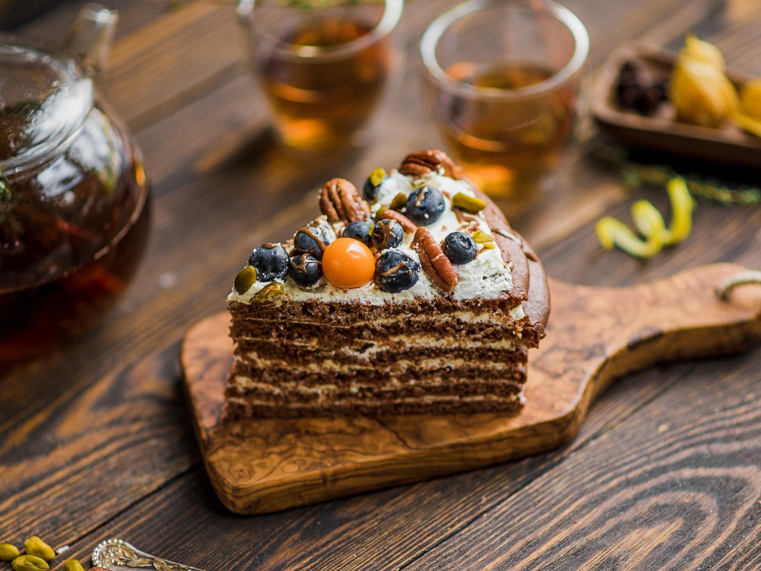 Домашний торт от Шефа