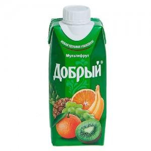 Сок мультифрут