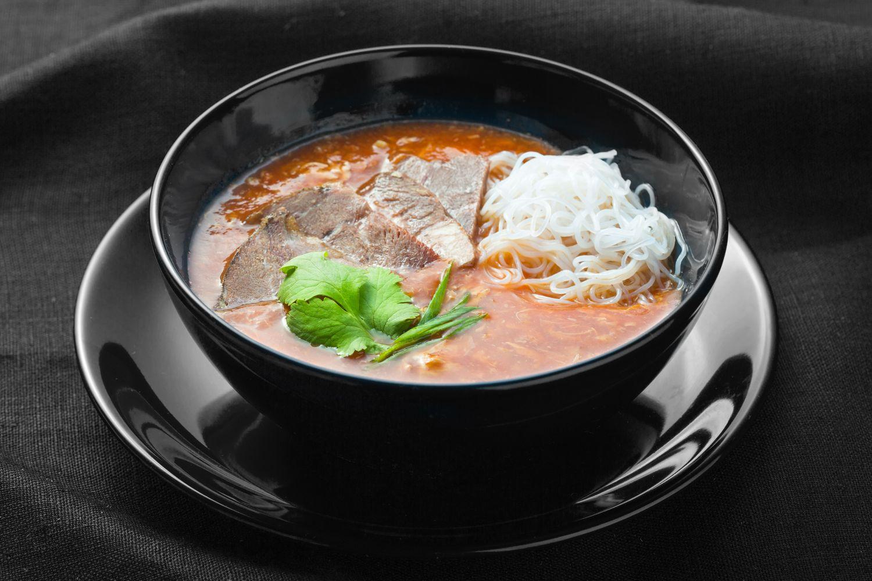 Суп Остро-кислый с говядиной