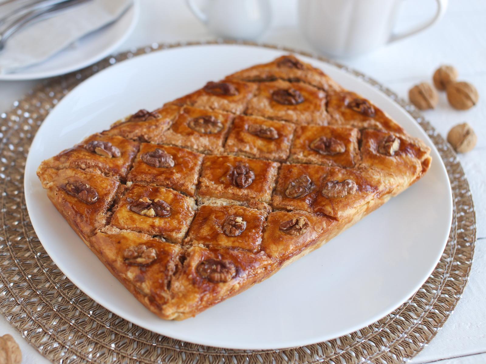 Пирог сладкий Пахлава