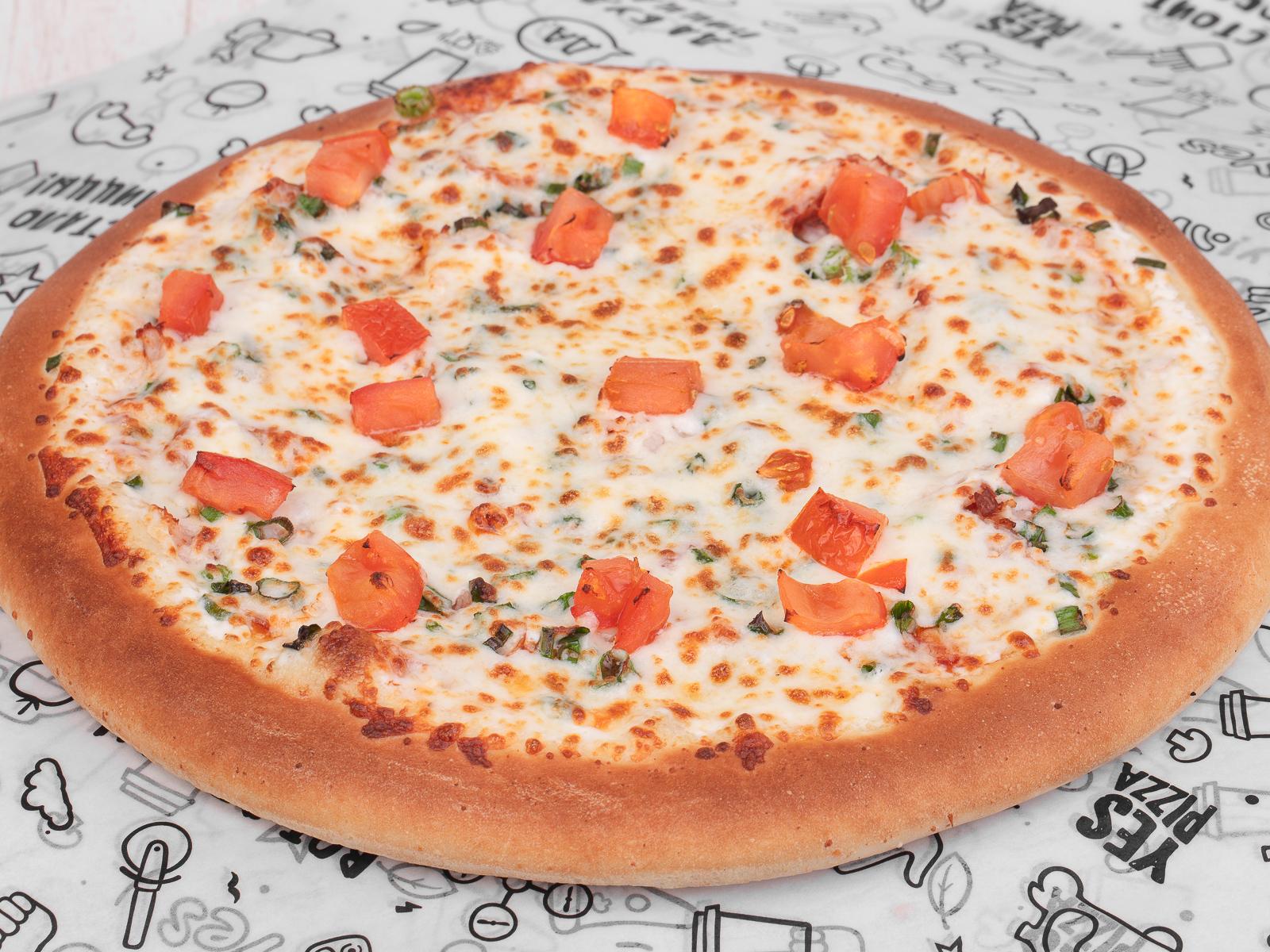 Пицца Цыплёнок и томаты