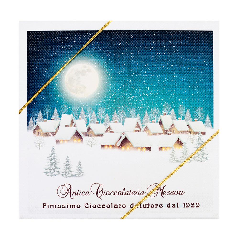 Шоколадные конфеты Messori Cioccolateria Ассорти Рождественская ночь