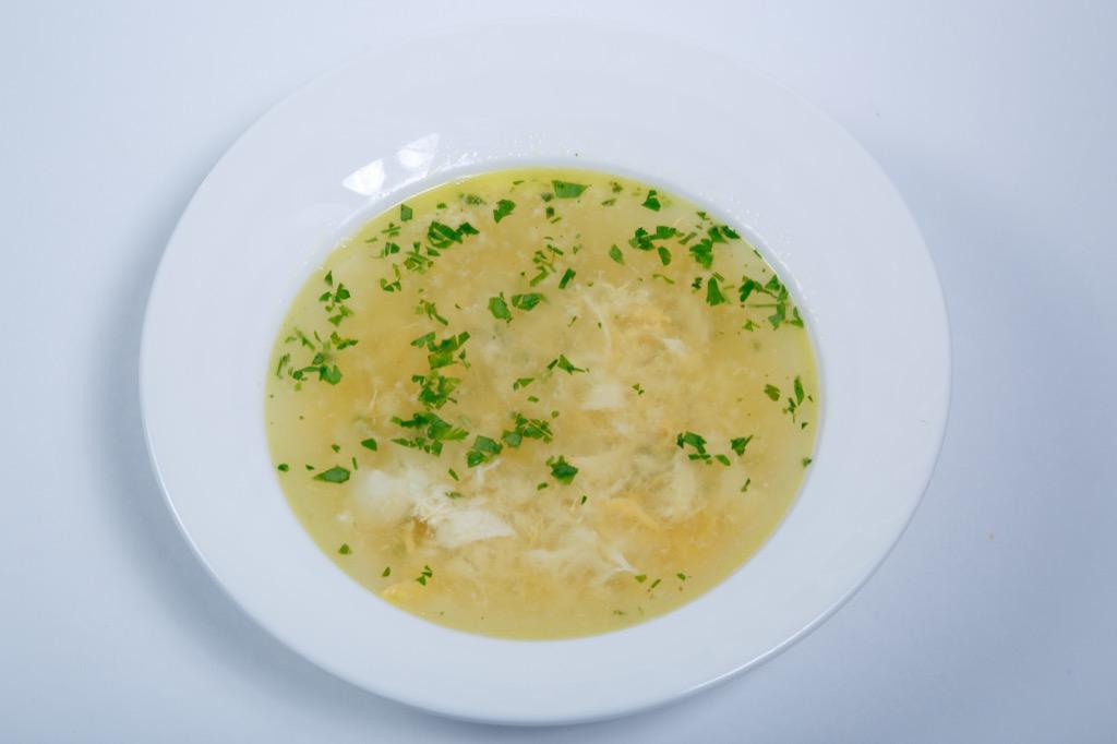 Суп Страчателла