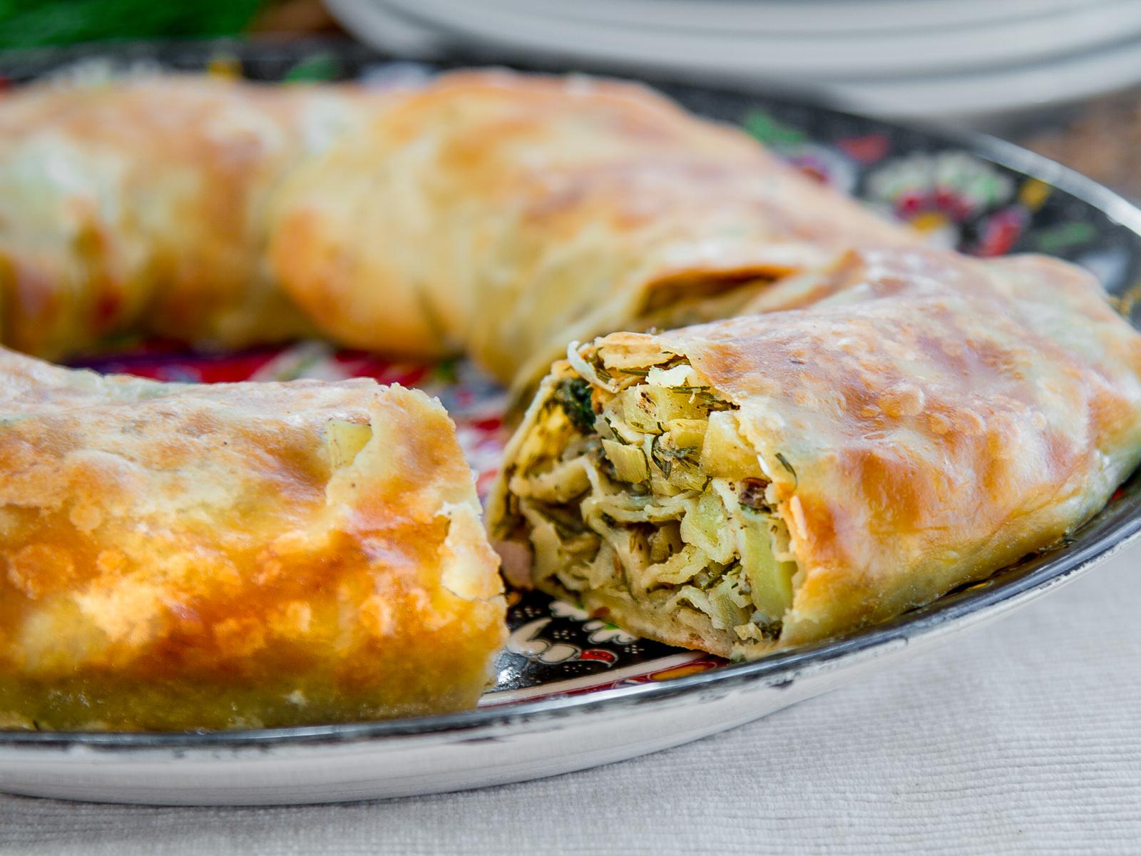 Пирог Киргизский оромо