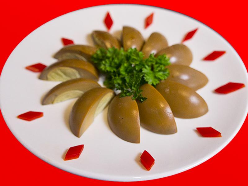 Куриные яйца маринованные по традиционному китайскому рецепту