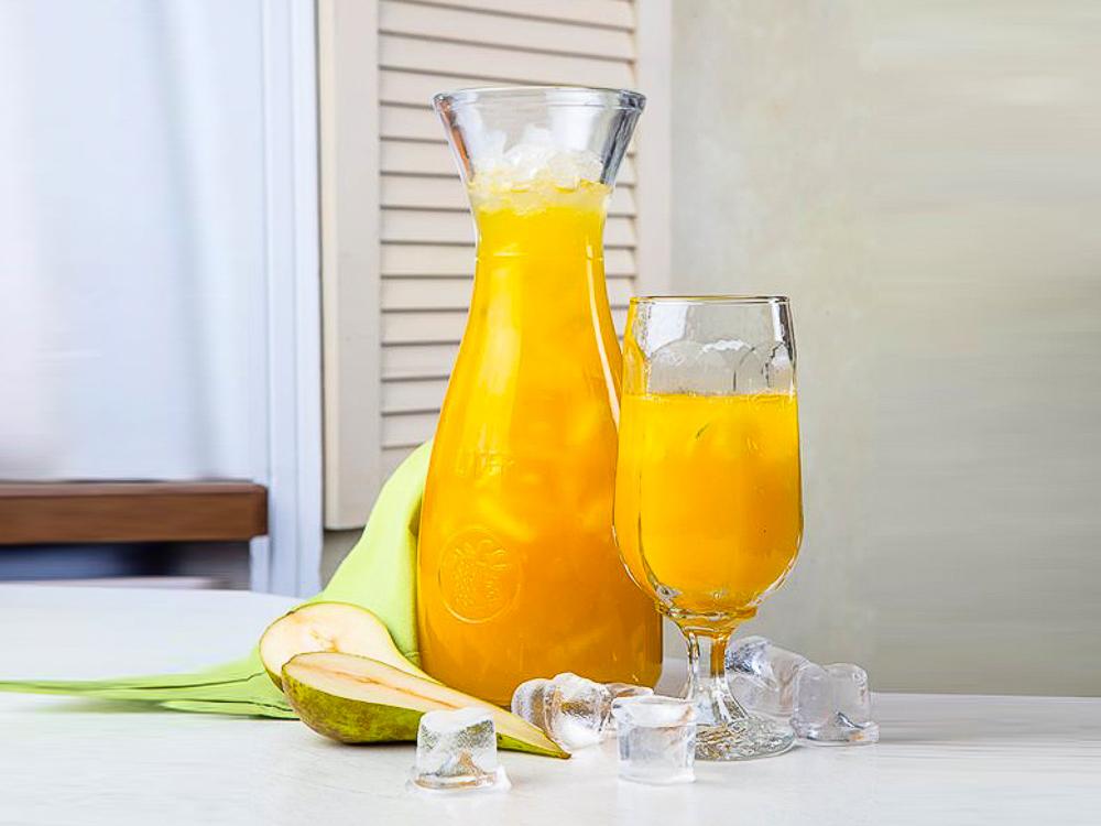Лимонад Манго-груша