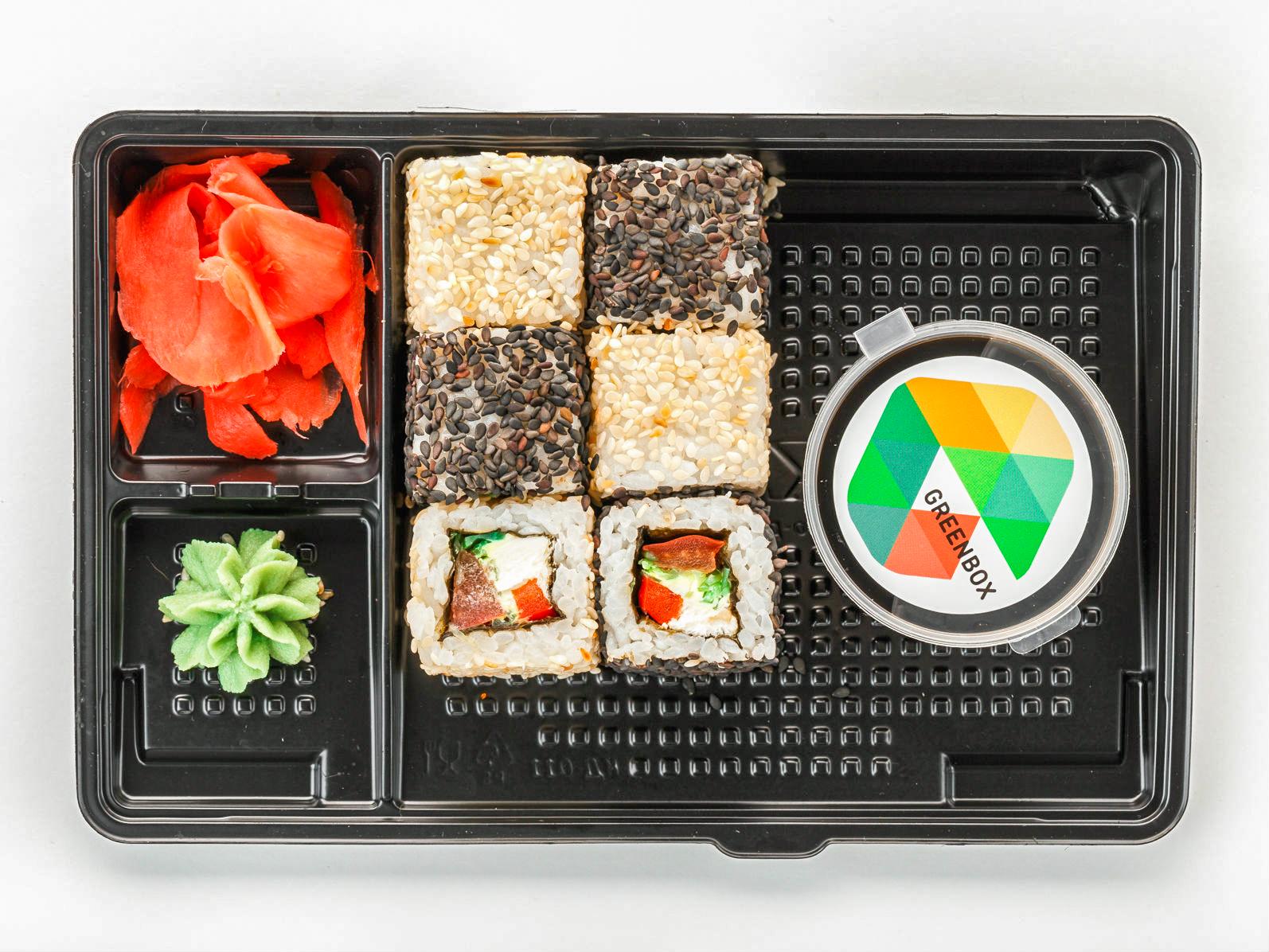 Суши Sushibox Вегетарианский