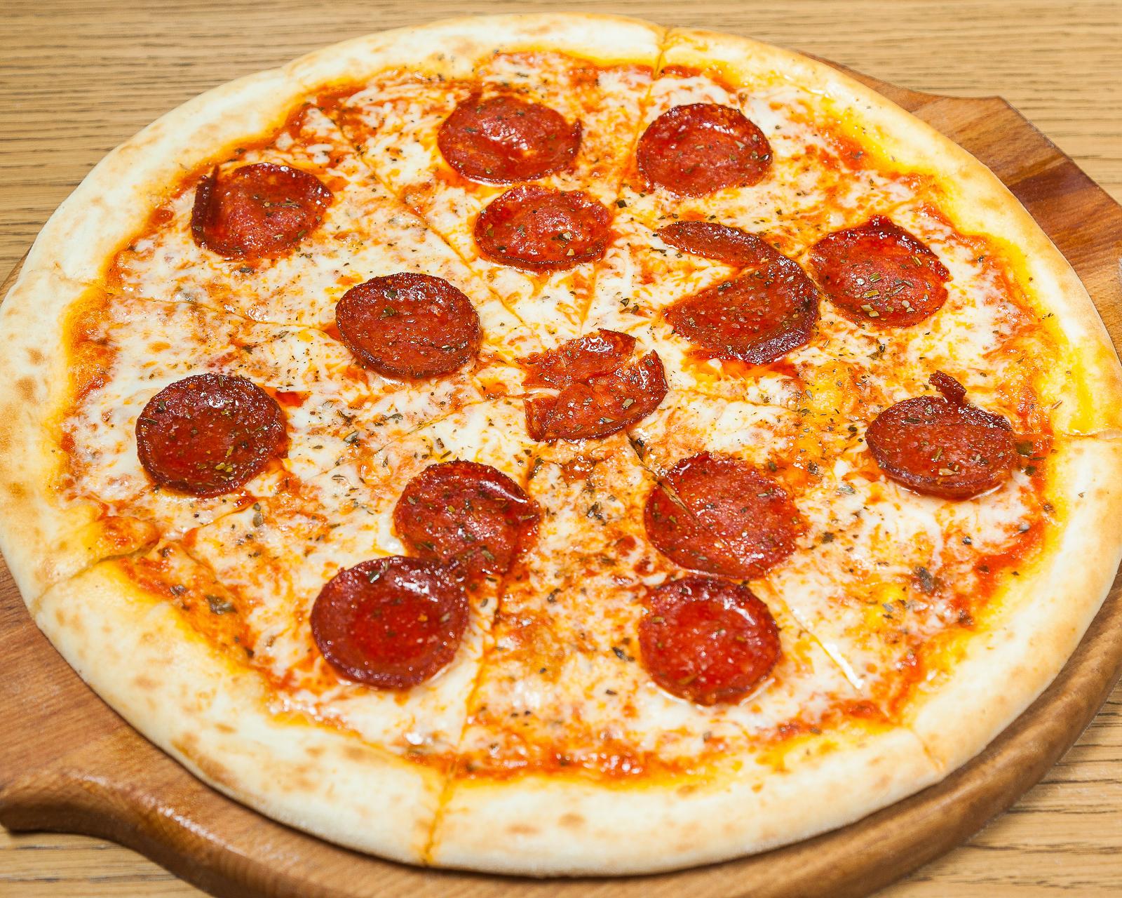 Пицца Сальсичче Пиканто