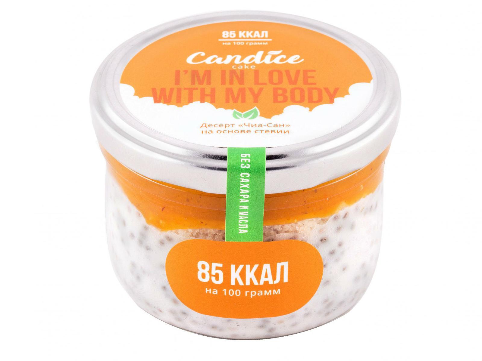Candice Cake Чиа-сан