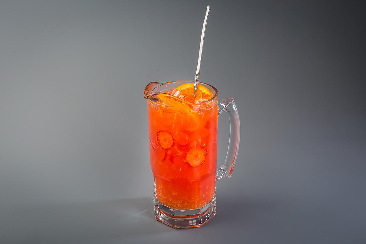 Клубника-Апельсин