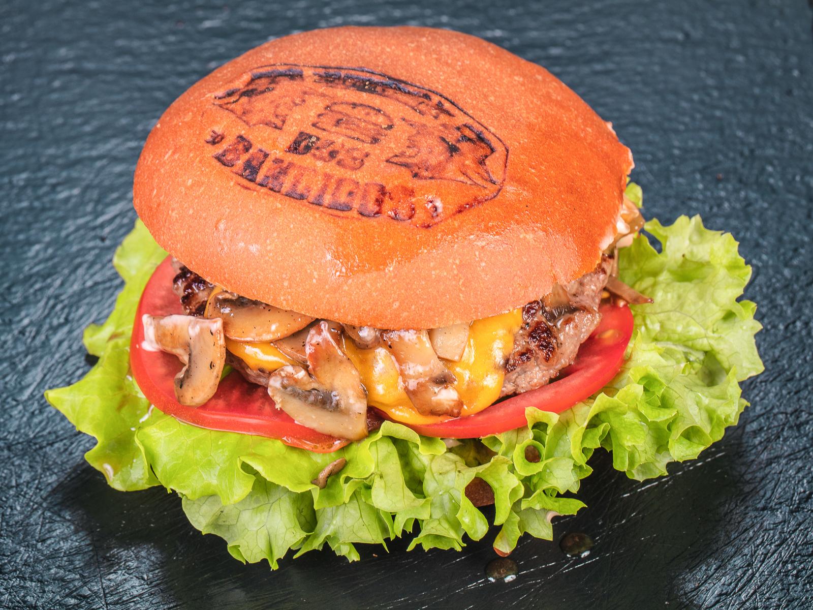 Бургер Hongos