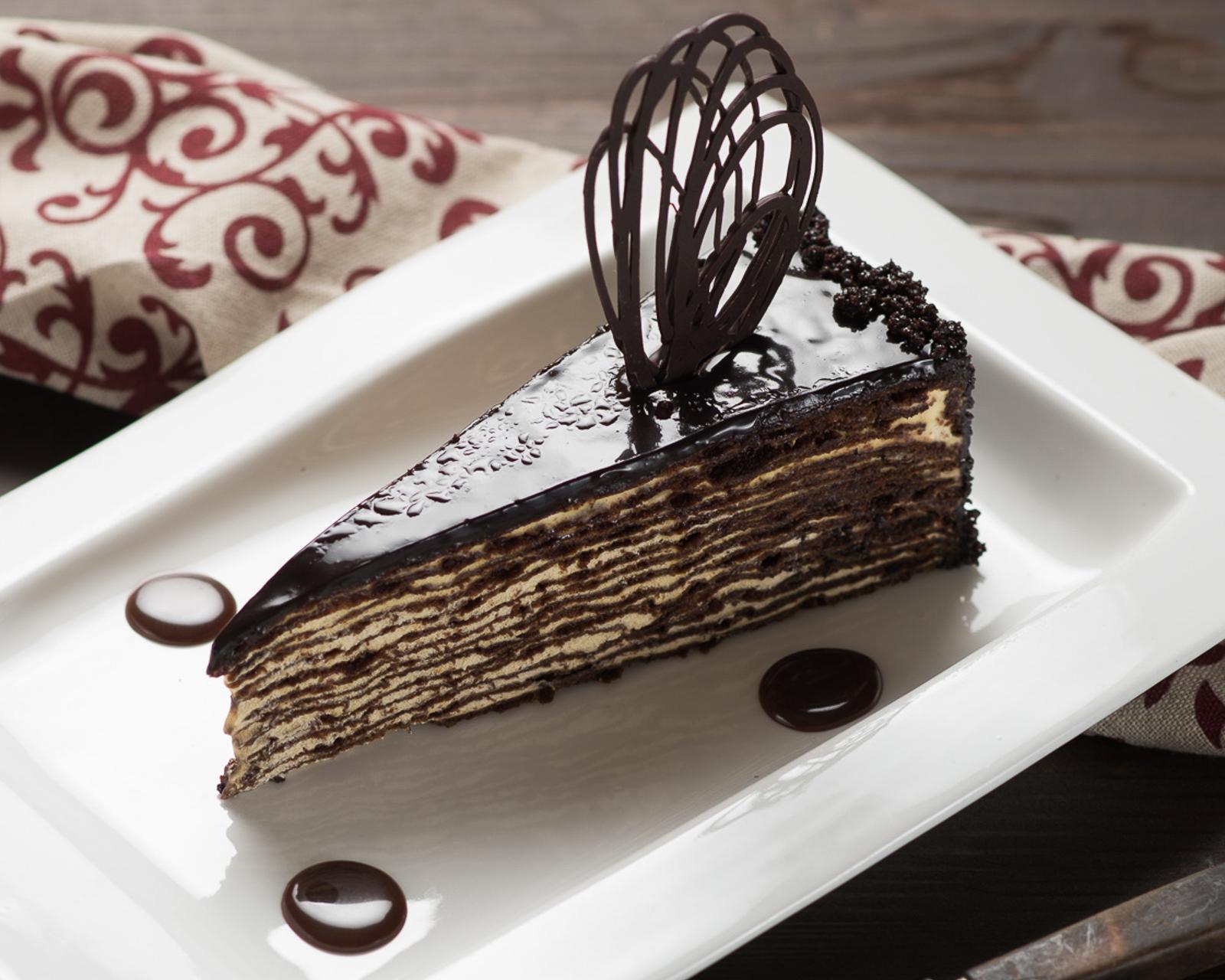 Десерт Черный принц