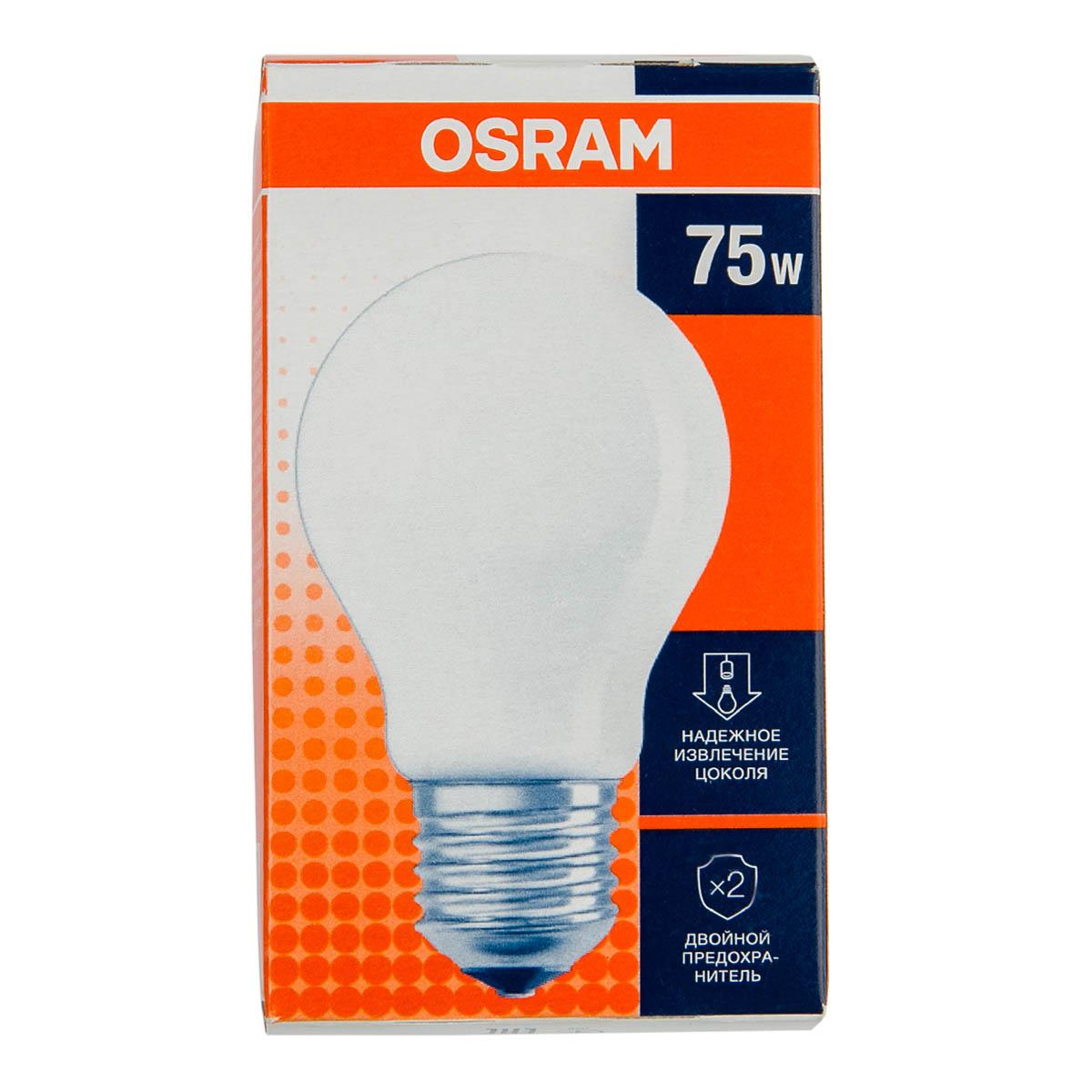 Osram LED 9,5W E27 холодный свет
