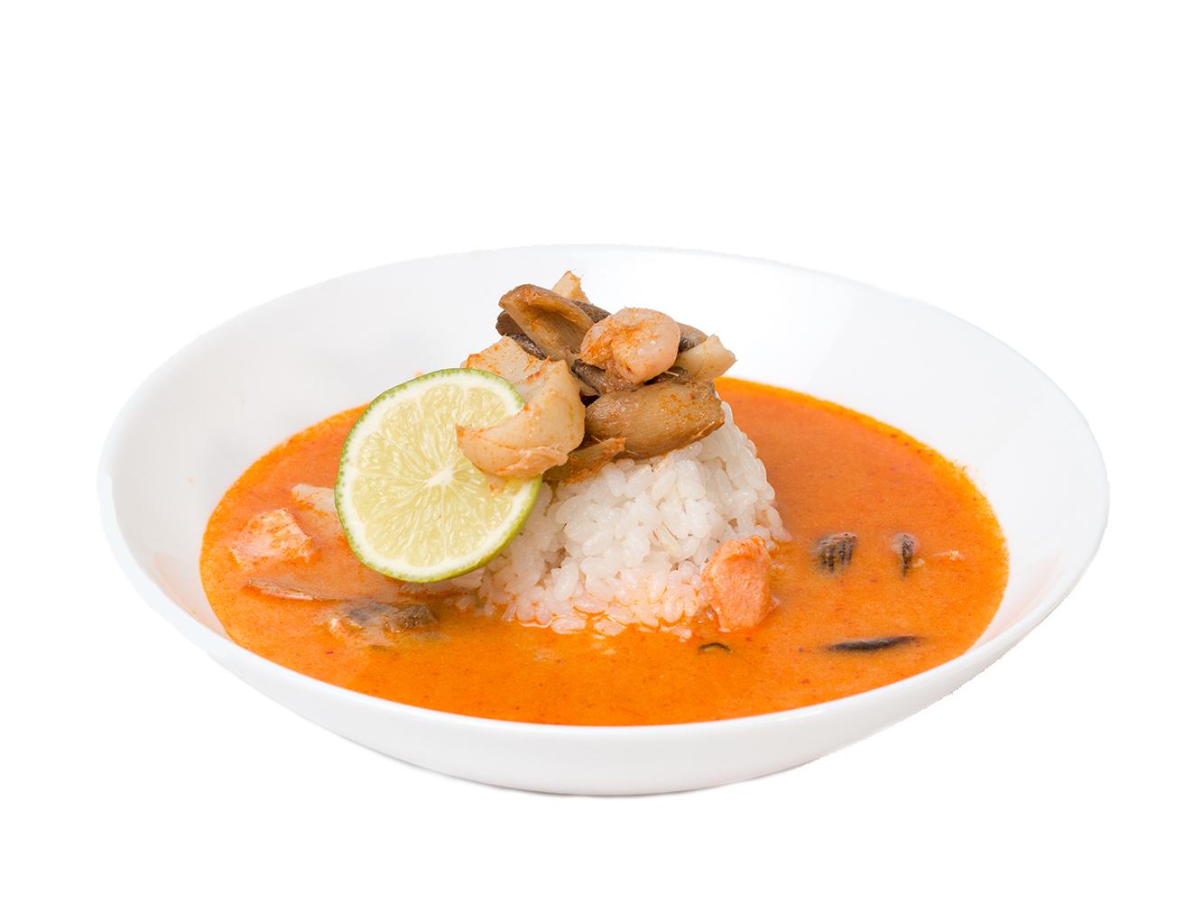 Суп Том Ям классический