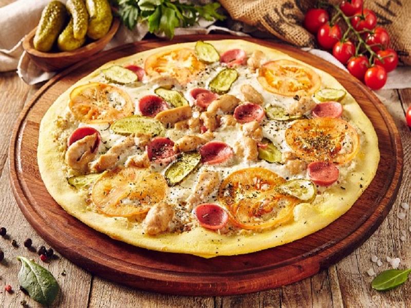 Пицца Мусульманская