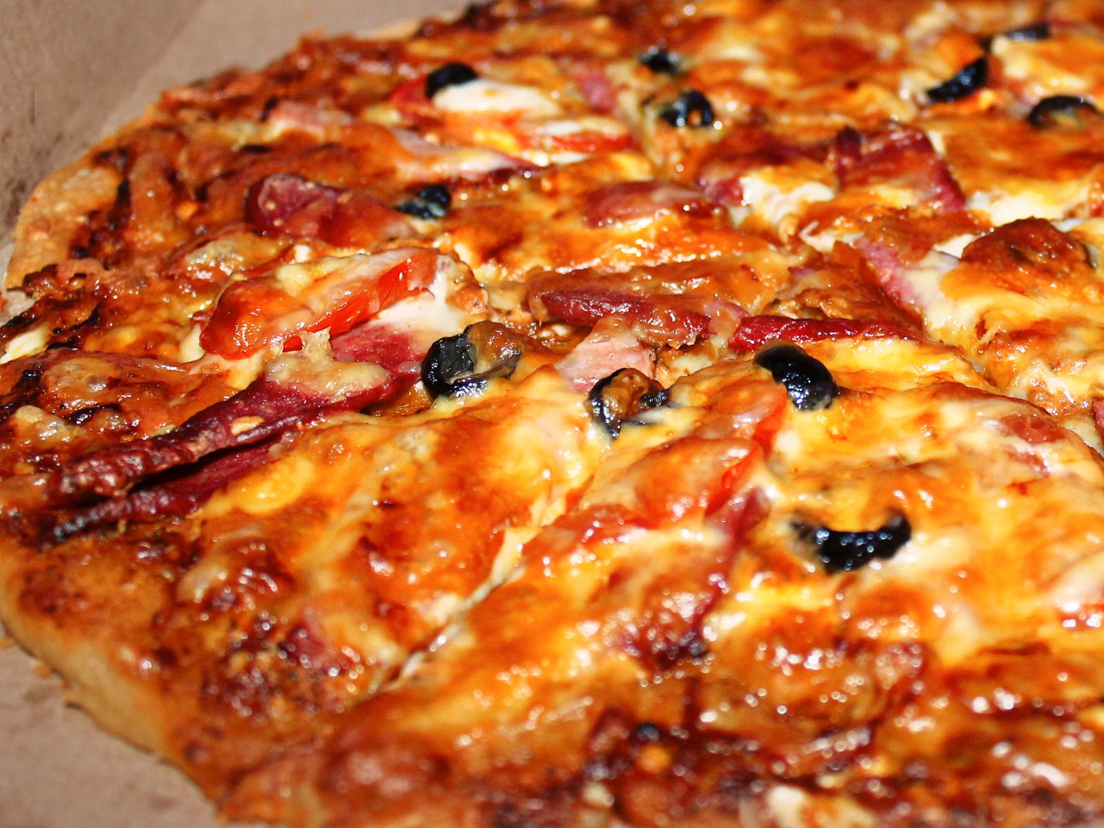 Пицца HB