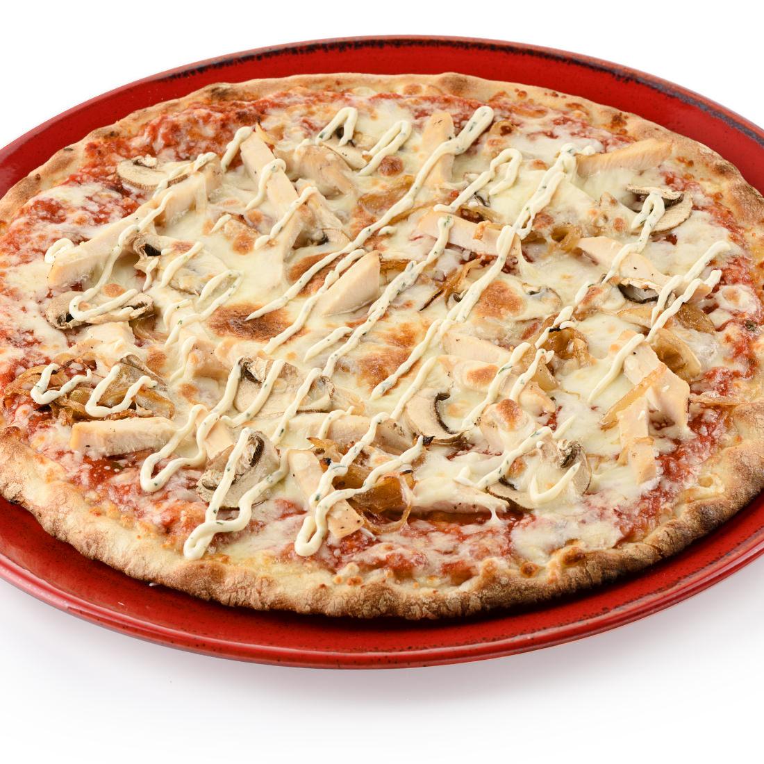 Пицца цыплёнок Ранч (30 см)