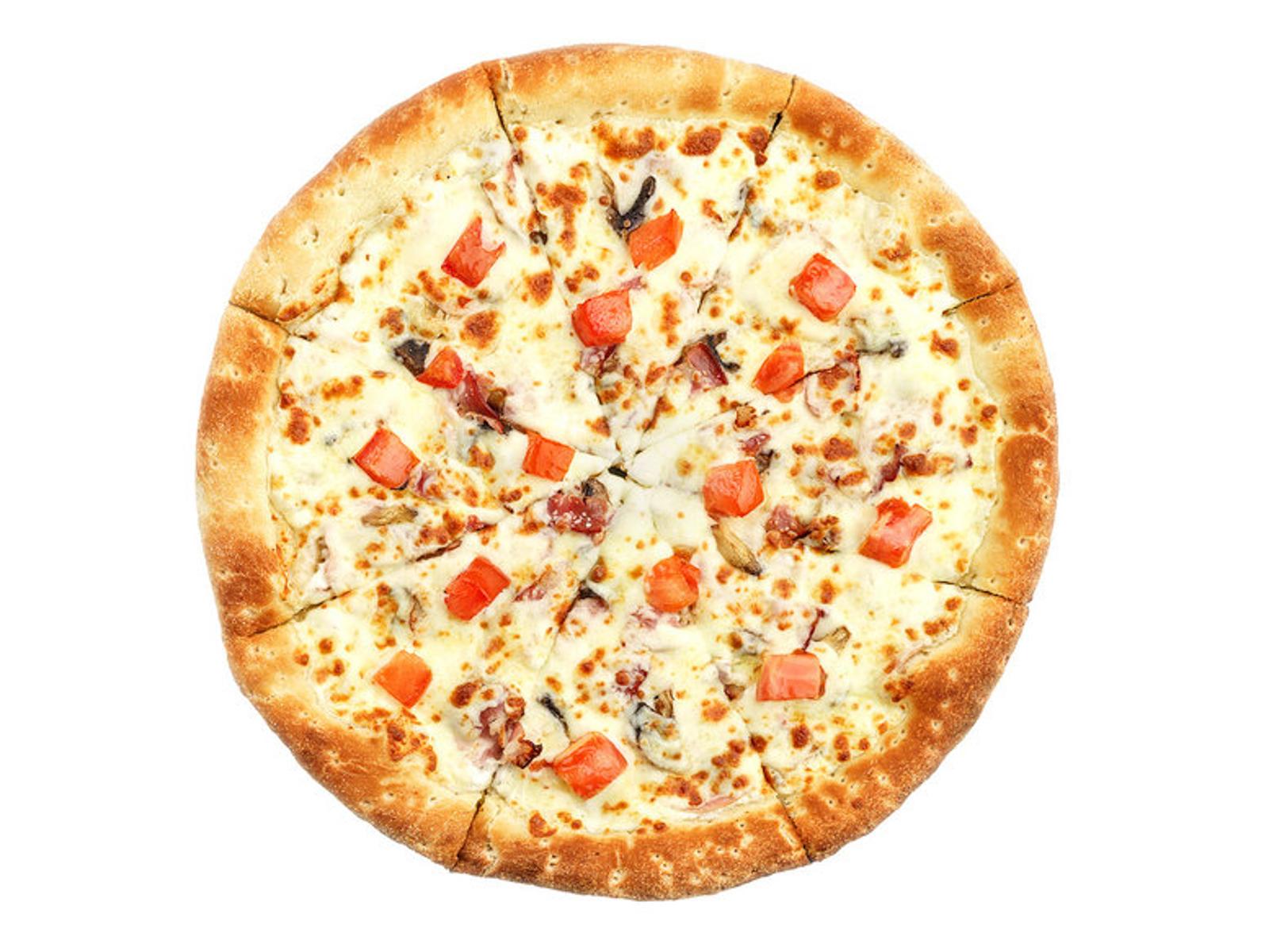 Пицца Ранч с пармезаном