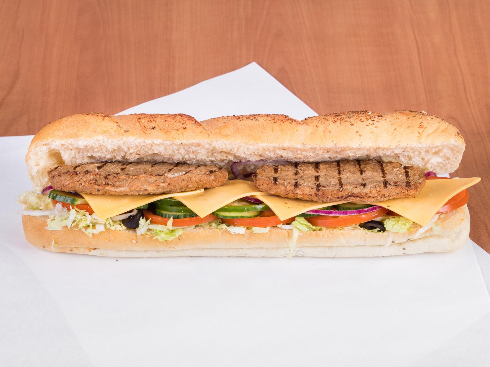Сэндвич Биф Клаб Мелт