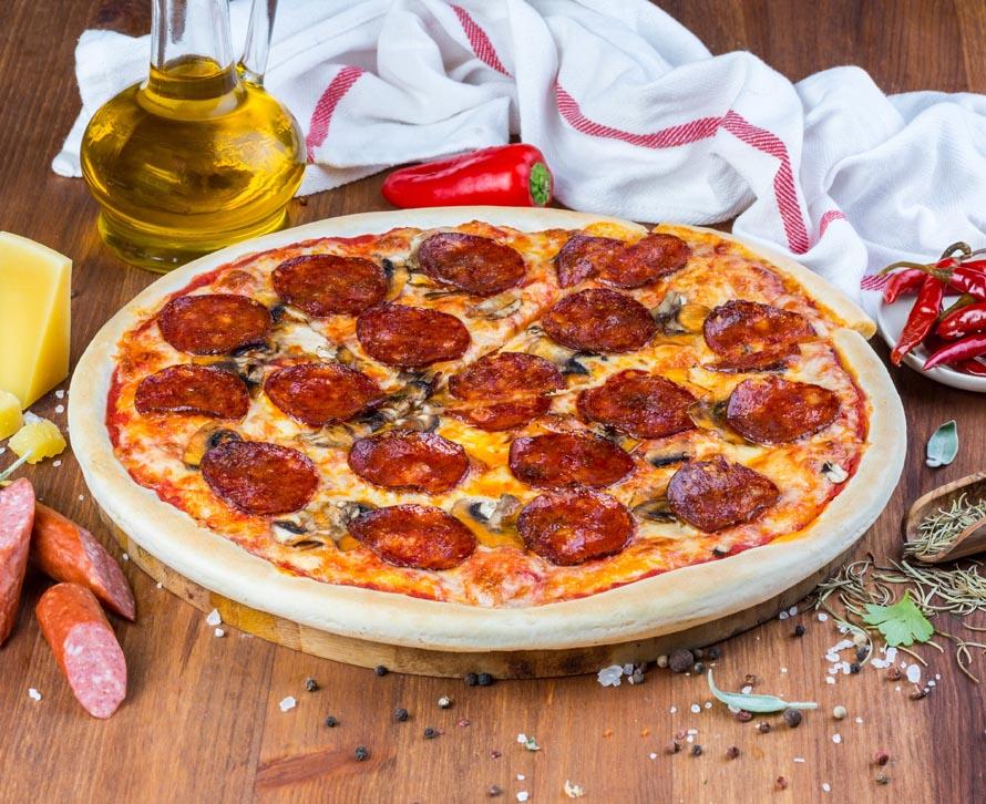 Пицца Пепперони классическая