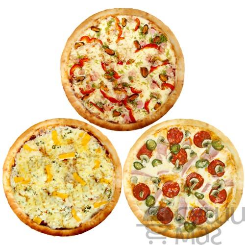 Пицца Комбо Трио