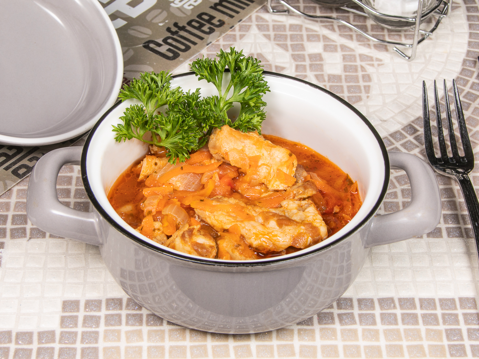 Крем-суп Айфунги