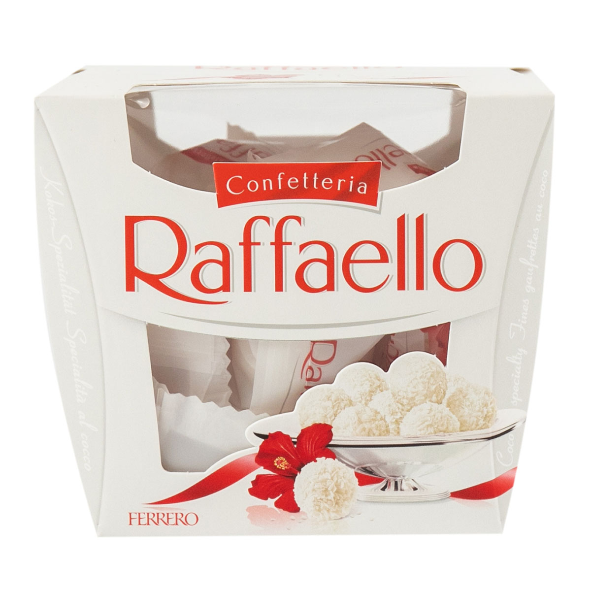 Raffaello миндальный орех