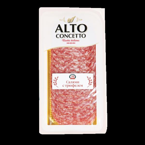 Колбаса с/в Alto Салями с трюфелем
