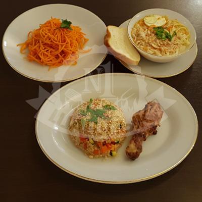 Обед №4