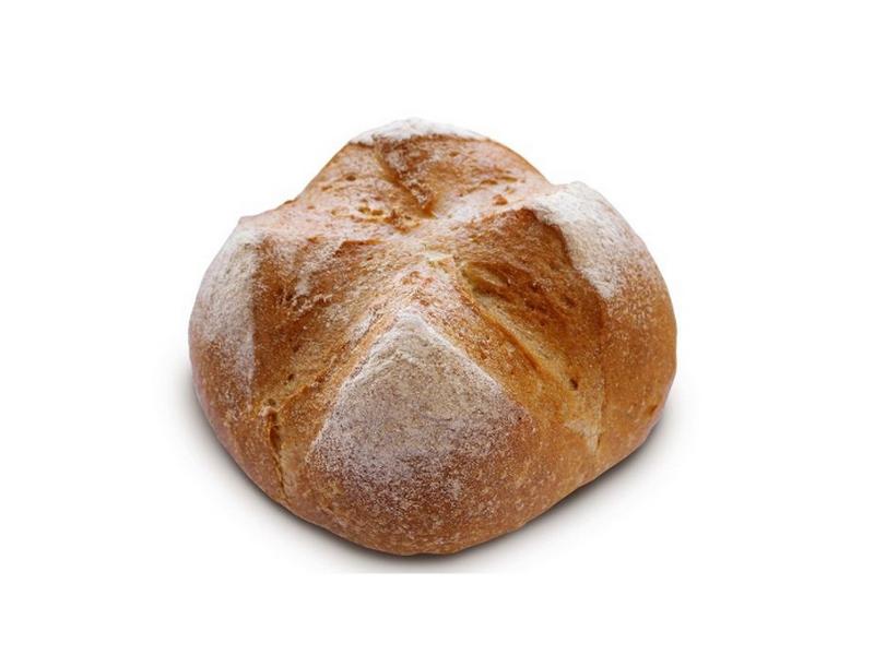 Хлеб деревенский бездрожжевой