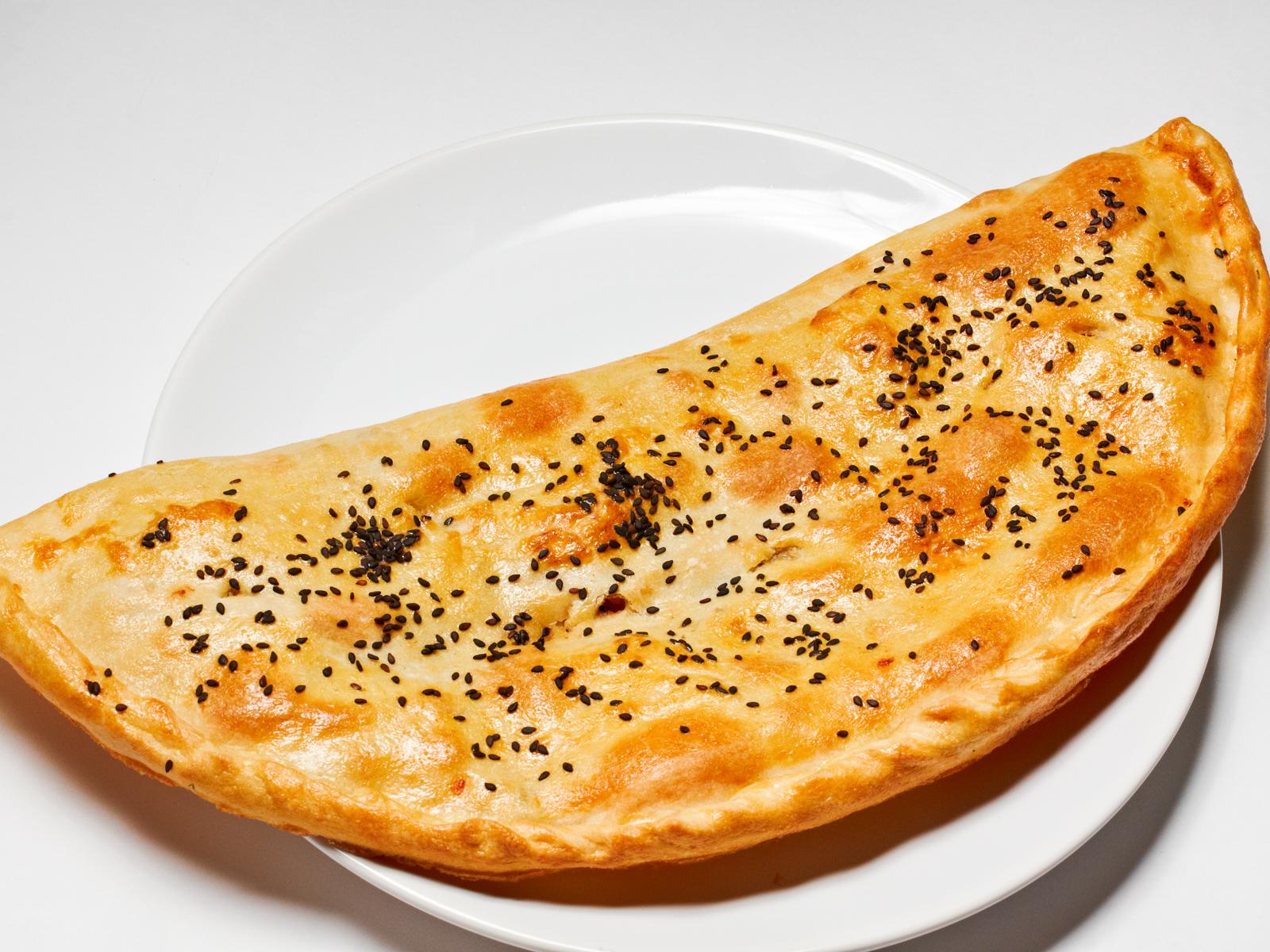Чебурек турецкий с мясом