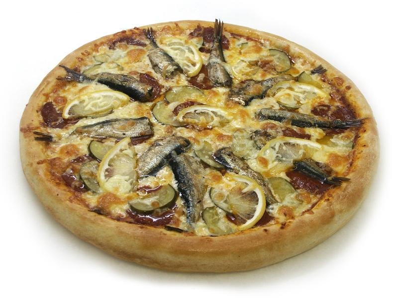 Пицца Рижская