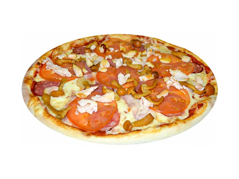 Пицца XXL
