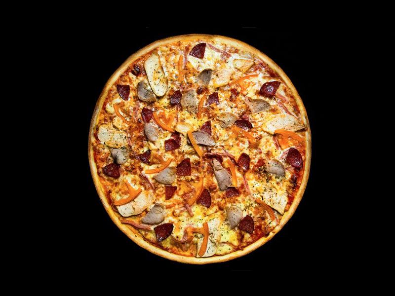 Пицца Пьемонте