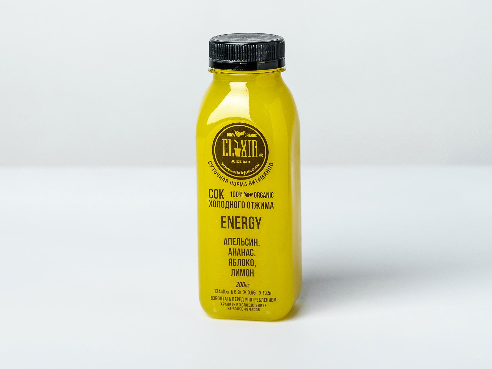 Сок Energy