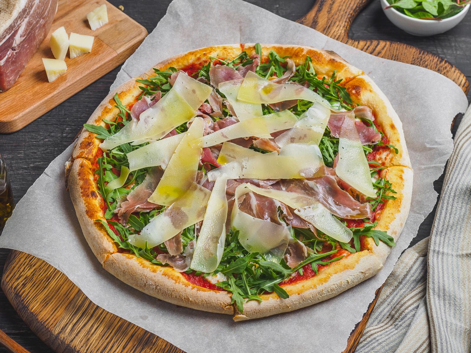 Пицца Парма Пармезан