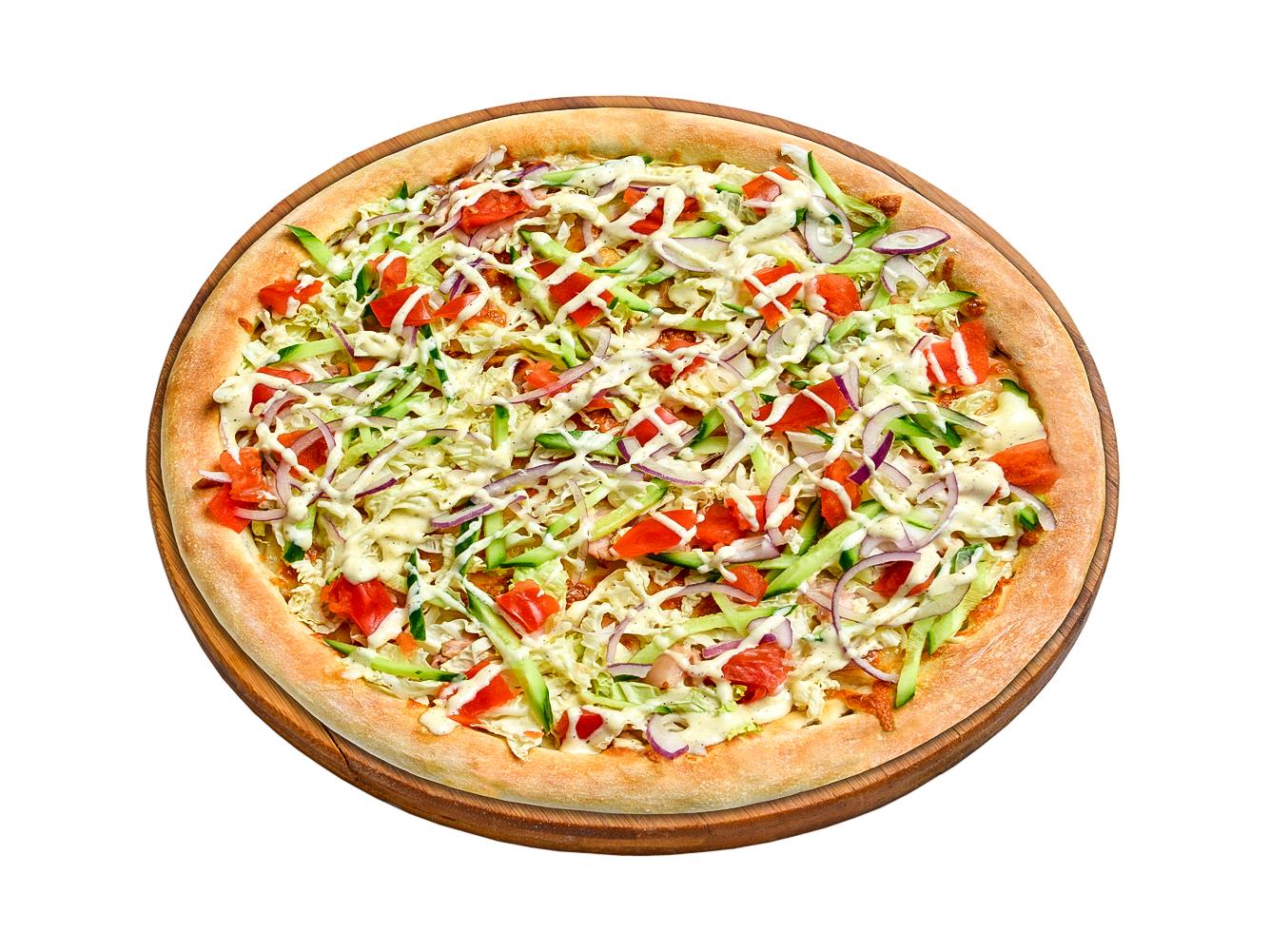 Пицца Шаверма