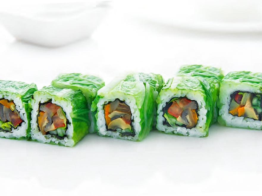 Ролл Вегетарианский