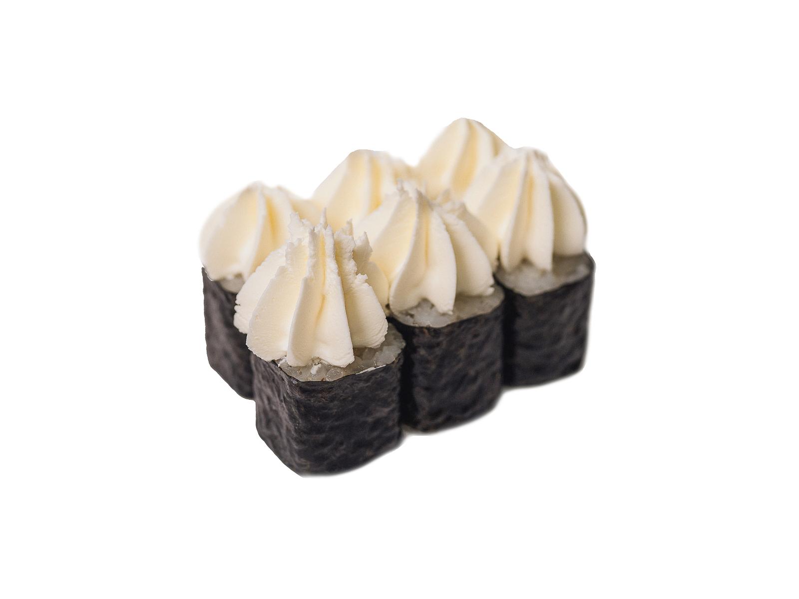 Ролл Классический сырный лосось