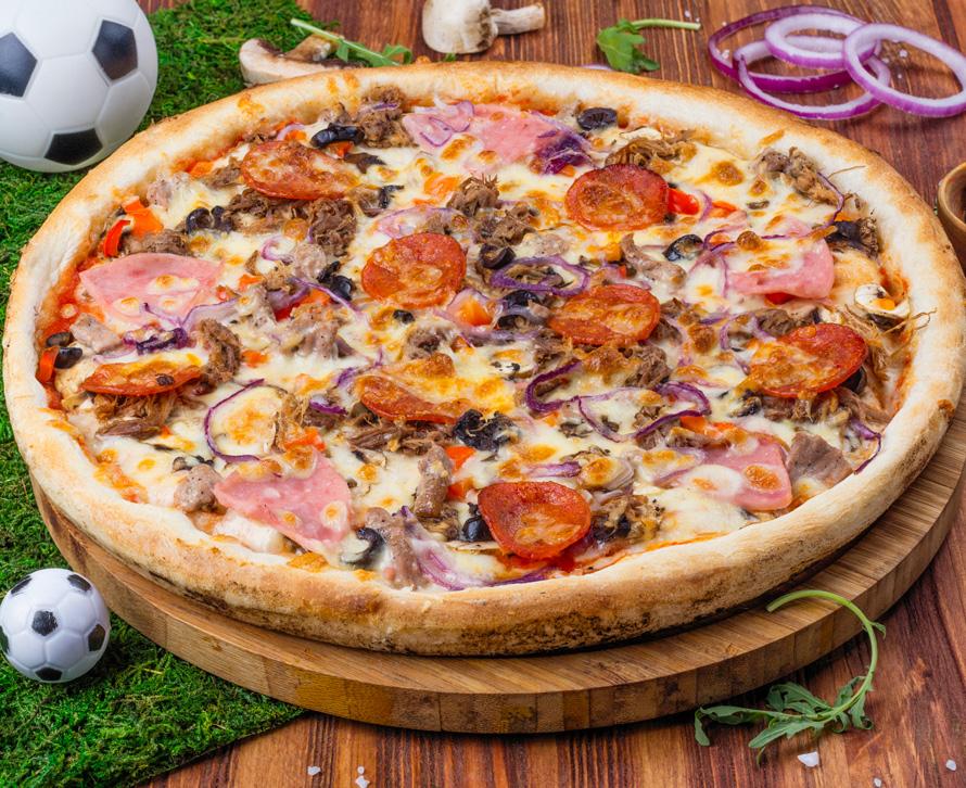 Пицца Сборная классическая